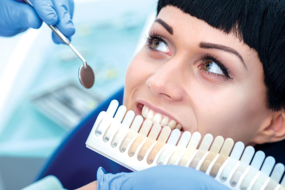 отбеливание зубов в Минске